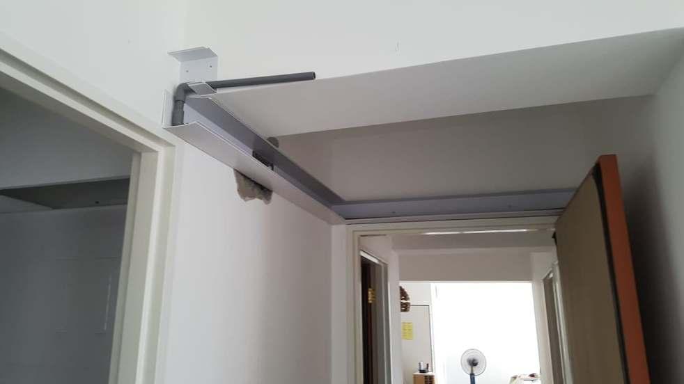Aircon installation 1