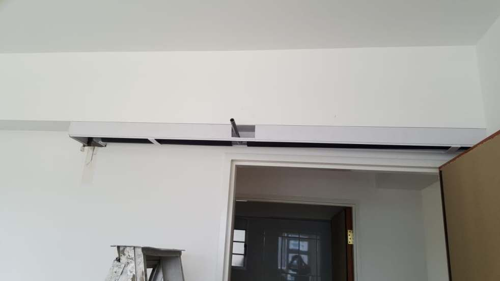 Aircon installation 3